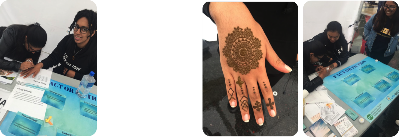 Wspd In The Square Henna Artist Can Bind Improving Depression